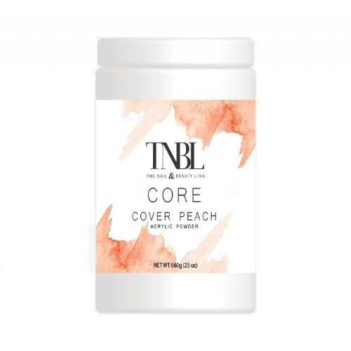 TNBL Core Acrylic Powder - Cover Peach 660g / 23oz